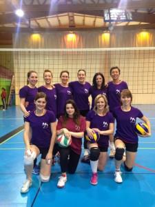 Seniors féminines 2014-2015 2